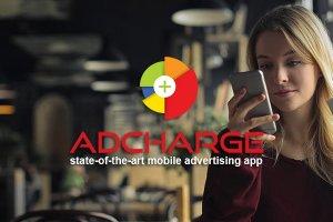 AdCharge Уебсайт