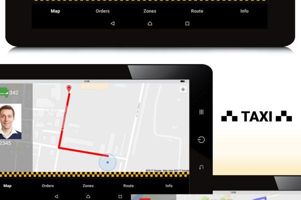 Такси Мобилно приложение - Speedflow Bulgaria - Уеб услуги - Скрийншот 1