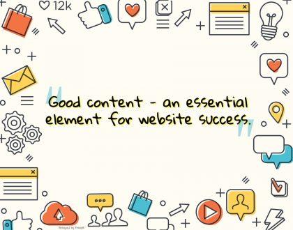 Доброто съдържание e градивна единица за успеха на вашия сайт от Speedflow Bulgaria