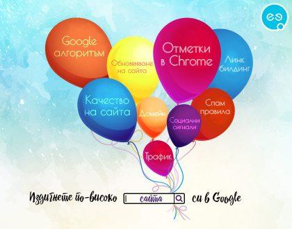 20 фактора за по-добро класиране в Google, които не знаете от Speedflow - SEO оптимизация