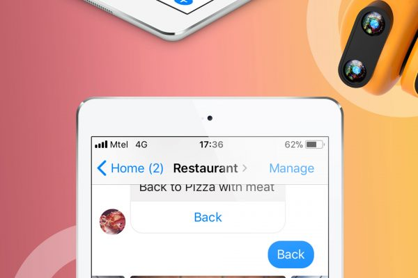 Chatbot - your Food Delivery Application | © Speedflow Bulgaria | http://chatbot.speedflow.bg/