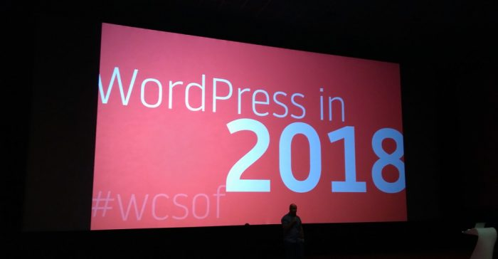 Speedflow Bulgaira at WordCamp Sofia 2017 - all about WordPress in one place