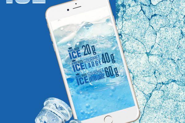 King Size Ice уебсайт скрийшот 3