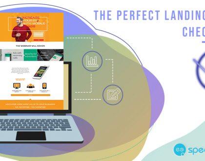 Успешна целева страница (landing page) Наръчник от Speedflow Bulgaria