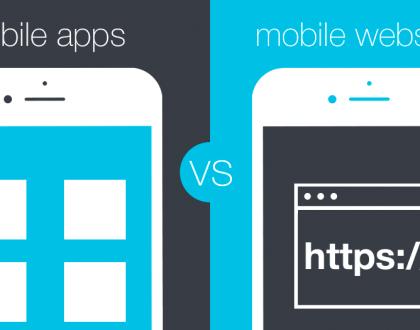 Мобилно приложение или мобилен уебсайт, кое да избера