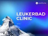 Водеща швейцарска клиника с нов сайт от Speedflow Bulgaria