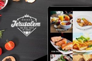 Jerusalem portfolio page featured image