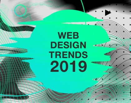 7 web design trends 2019 by Speedflow Bulgaria