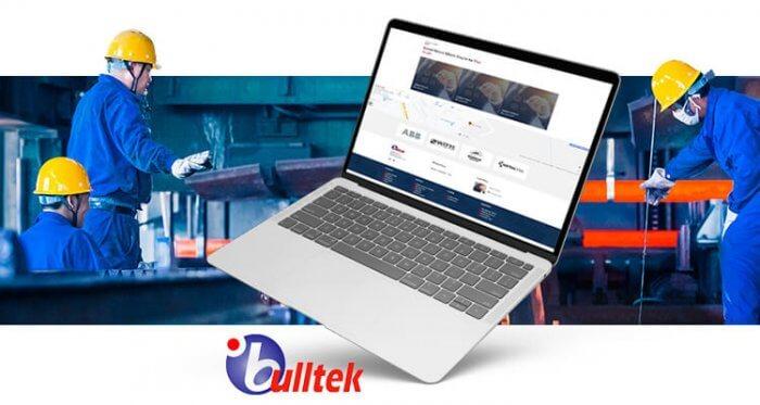 Bulltek portfolio featured image